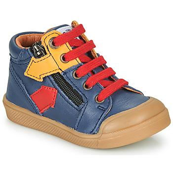 Topánky Chlapci Členkové tenisky GBB IONNIS Modrá