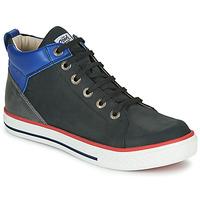 Topánky Chlapci Členkové tenisky GBB MERINO Čierna