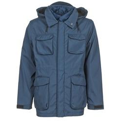 Oblečenie Muži Vyteplené bundy Bellfield GORIN Námornícka modrá