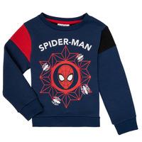 Oblečenie Chlapci Mikiny TEAM HEROES SPIDERMAN SWEAT Námornícka modrá