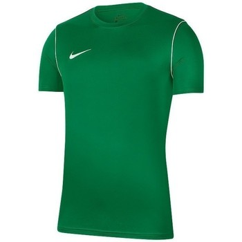 Oblečenie Muži Tričká s krátkym rukávom Nike Park 20 Zelená