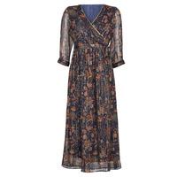 Oblečenie Ženy Dlhé šaty Vero Moda VMGLAMMY Námornícka modrá