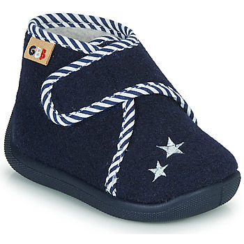 Topánky Deti Papuče GBB KEELIO Modrá