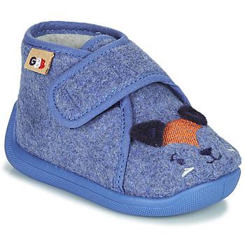 Topánky Chlapci Papuče GBB KEELIO Modrá