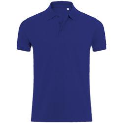 Oblečenie Muži Polokošele s krátkym rukávom Sols PHOENIX MEN SPORT Azul