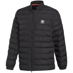 Oblečenie Muži Vyteplené bundy adidas Originals Sst Outdoor Čierna
