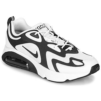 Topánky Muži Nízke tenisky Nike AIR MAX 200 Biela / Čierna