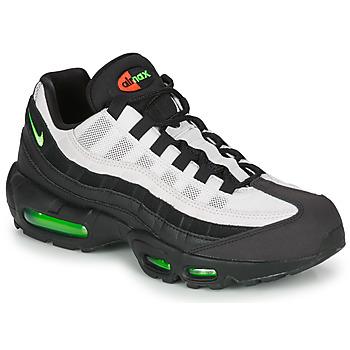 Topánky Muži Nízke tenisky Nike AIR MAX 95 Čierna / Biela / Zelená