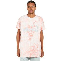 Oblečenie Muži Tričká s krátkym rukávom Ellesse T-shirt  Starezzo rose pâle/blanc