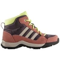 Topánky Deti Turistická obuv adidas Originals Performance Hiperhiker Hnedá