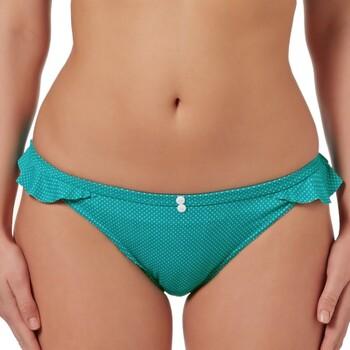 Oblečenie Ženy Plavky kombinovateľné Freya AS3364 JAE Zelená