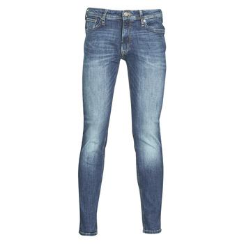 Oblečenie Muži Rifle Slim  Jack & Jones JJILIAM Modrá / Medium