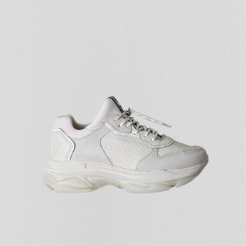 Topánky Ženy Nízke tenisky Bronx Chaussures femme  Baisley Suede blanc cassé