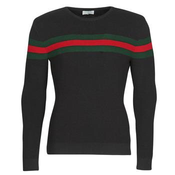 Oblečenie Muži Svetre Casual Attitude BAOLI Čierna