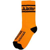 Textilné doplnky Muži Ponožky Jacker After logo socks Oranžová