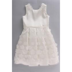 Oblečenie Deti Komplety a súpravy Bella Brilli BB203050 Avorio