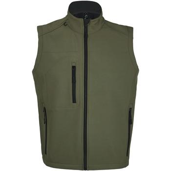 Oblečenie Muži Vetrovky a bundy Windstopper Sols RALLYE SPORT MEN Verde