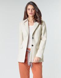 Oblečenie Ženy Kabáty Vero Moda VMCALA Biela