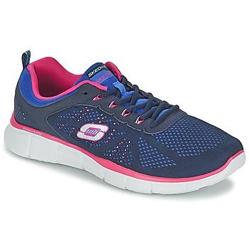 Topánky Ženy Univerzálna športová obuv Skechers EQUALIZER Námornícka modrá