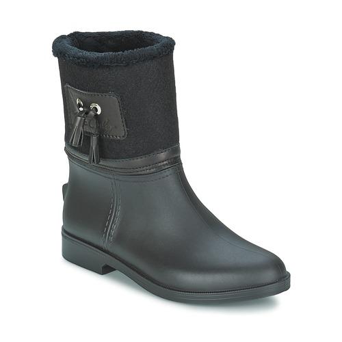 03baec9096 Topánky Ženy Čižmy do dažďa Be Only DIVINE Čierna