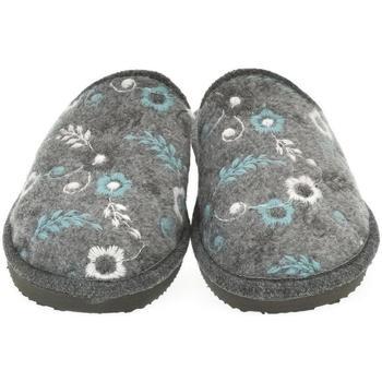 Topánky Ženy Papuče John-C Dámske sivé papuča ADELA sivá