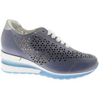 Topánky Ženy Nízke tenisky Calzaturificio Loren CLORA1041bl blu