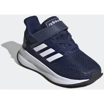 Topánky Deti Nízke tenisky adidas Originals Runfalcon I Tmavomodrá