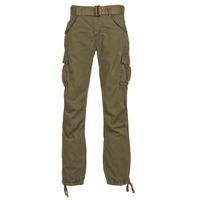 Oblečenie Muži Nohavice Cargo Schott BATTLE Kaki