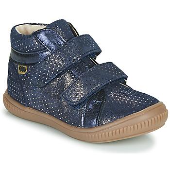 Topánky Dievčatá Členkové tenisky GBB EDEA Modrá