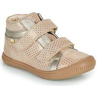 Topánky Dievčatá Členkové tenisky GBB EDEA Béžová