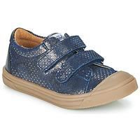 Topánky Dievčatá Nízke tenisky GBB NOELLA Modrá
