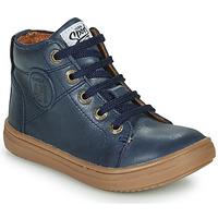 Topánky Chlapci Členkové tenisky GBB KELIG Modrá