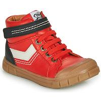 Topánky Chlapci Členkové tenisky GBB BAO Červená