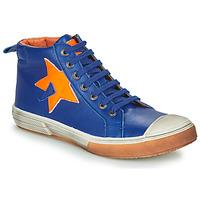 Topánky Chlapci Členkové tenisky GBB OCALIAN Modrá