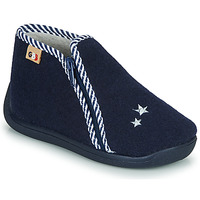 Topánky Deti Papuče GBB KITRA Modrá