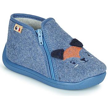 Topánky Chlapci Papuče GBB KITRA Modrá