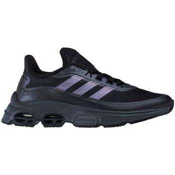 Topánky Muži Bežecká a trailová obuv adidas Originals Quadcube Čierna