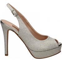 Topánky Ženy Sandále Albano MESH argento