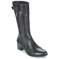 Topánky Ženy Polokozačky Dorking LOLETA čierna