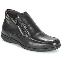 Topánky Muži Polokozačky Fluchos LUCA Čierna