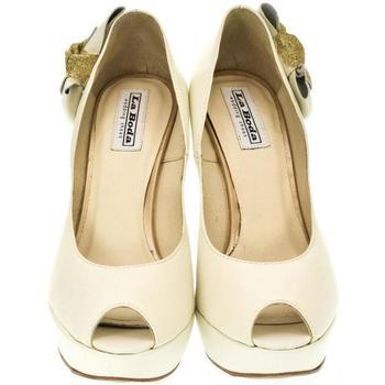 Topánky Ženy Lodičky La Boda Dámske béžové lodičky LINCY béžová