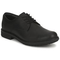 Topánky Muži Derbie Timberland EK STORMBUCK PLAIN TOE OXFORD Čierna