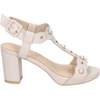 Topánky Ženy Sandále Brigitte sandali pelle sintetica Beige