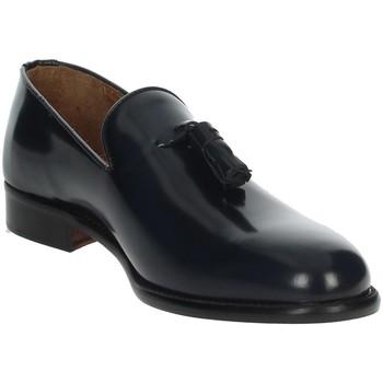 Topánky Muži Mokasíny Gino Tagli 603C-O Blue
