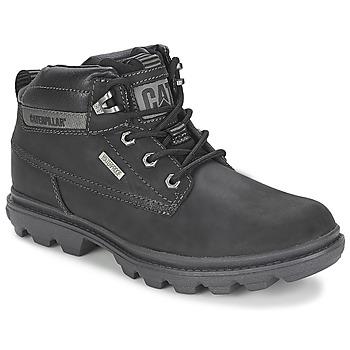 Topánky Muži Polokozačky Caterpillar GRADY waterproof čierna