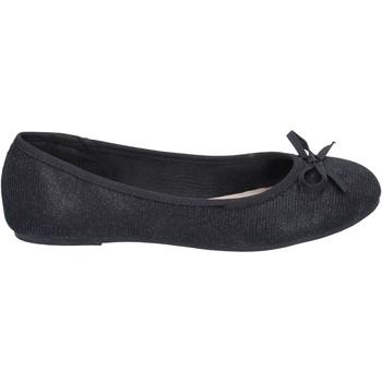 Topánky Ženy Balerínky a babies Sara Lopez BN506 Čierna