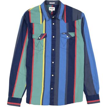Oblečenie Muži Súpravy vrchného oblečenia Wrangler Chemise  Western 2 Pocket multicolore