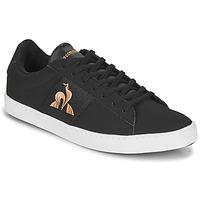 Topánky Ženy Nízke tenisky Le Coq Sportif ELSA Čierna / Ružová