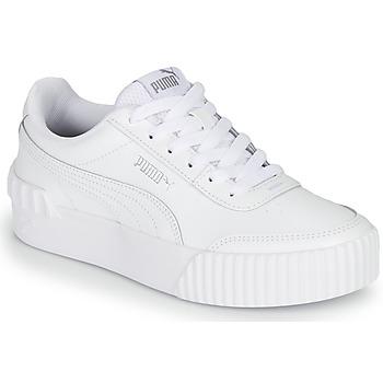 Topánky Ženy Nízke tenisky Puma CARINA LIFT Biela