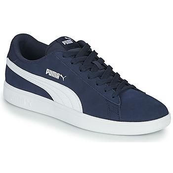 Topánky Muži Nízke tenisky Puma SMASH Námornícka modrá
